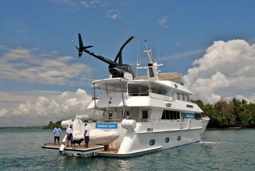 2003 Custom 98 Commercial Motor Yacht