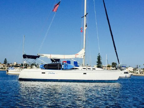 1996 Catalina 400 Sloop