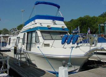 1981 Bluewater Yachts