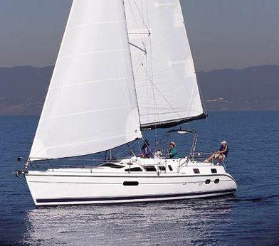 2005 Hunter Passage 420