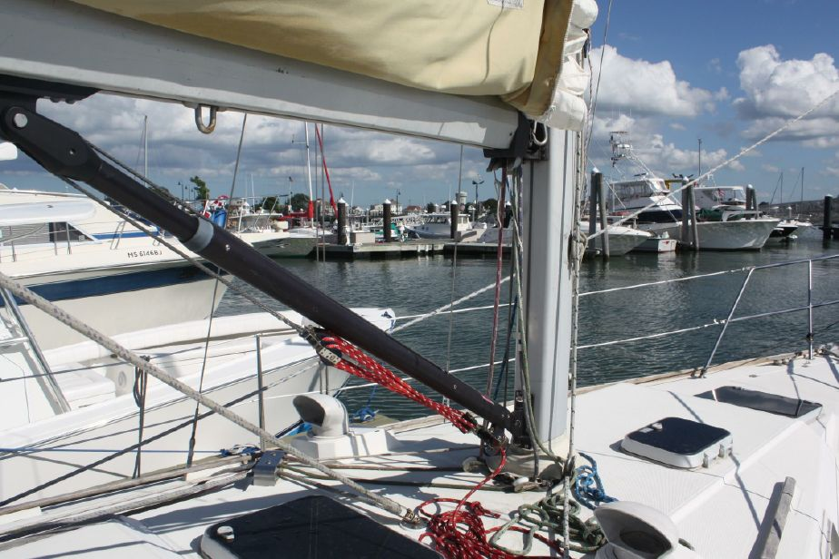 1986 CAL 33 Sail Boat For Sale - www yachtworld com