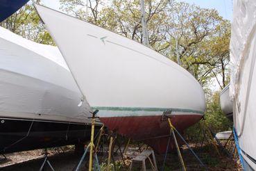 1973 Seafarer 38 Ketch