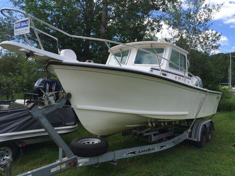 2007 Steiger 25 Chesapeake