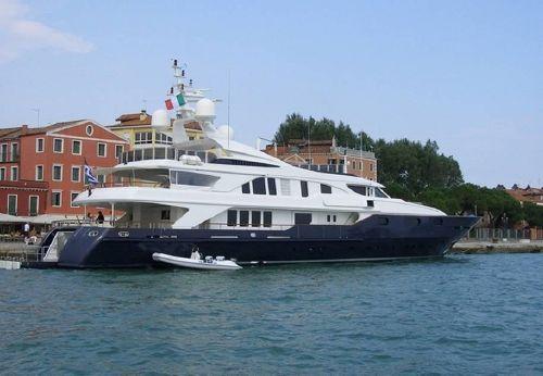 2002 Benetti 50m