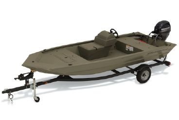 2020 Tracker Grizzly 1648 SC