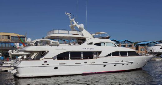 2005 Benetti TRADITION 100