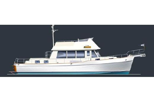 2008 Grand Banks 47 Heritage CL
