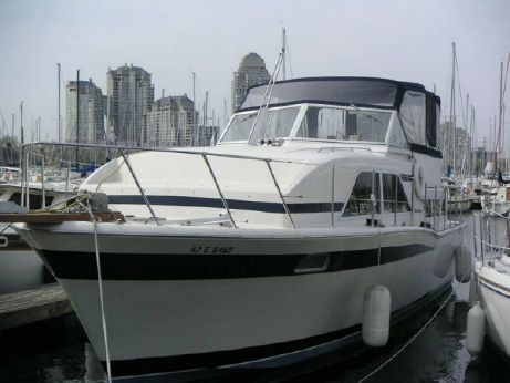 1980 Chris Craft 350 Catalina