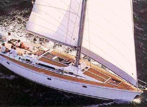 1990 Jeanneau Sun Odyssey