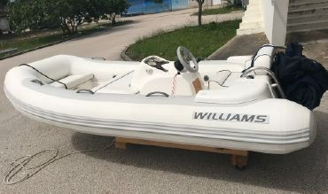 2008 Williams Jet Tenders 325