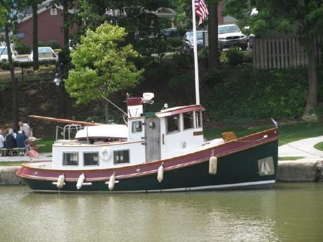 1983 Lord Nelson Victory Tug