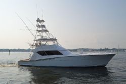 photo of  60' Hatteras Convertible
