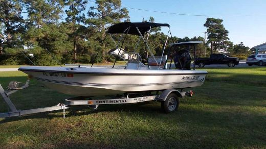 1999 Action Craft 1600 TE