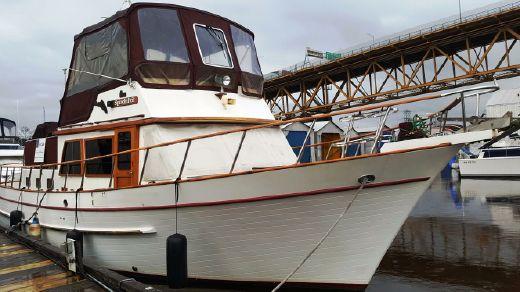 1988 Defever Trawler