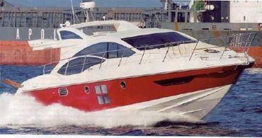 2006 Azimut AZ 43 S OPEN