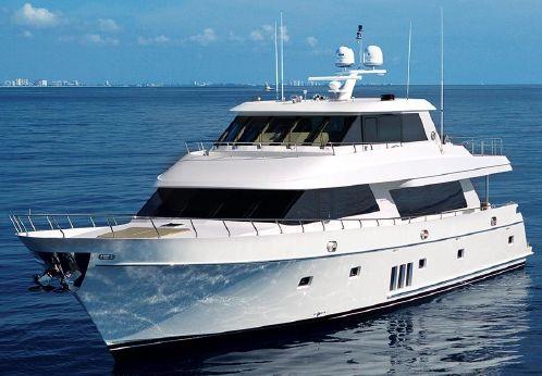 2013 Ocean Alexander 90 Motoryacht