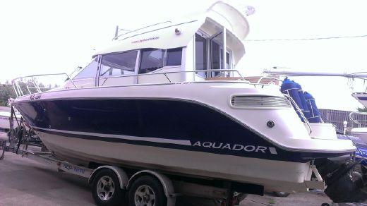 2008 Aquador 28 C