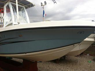2010 Angler 204 FX