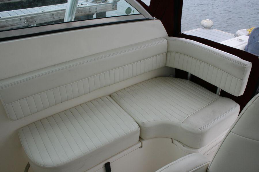 32' World Cat 320EC fishing catamaran