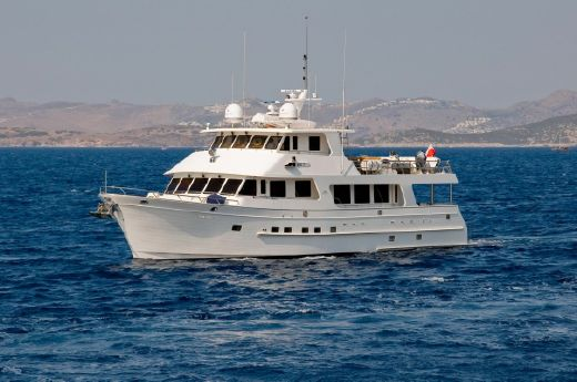 2015 Outer Reef Yachts 860 DBMY