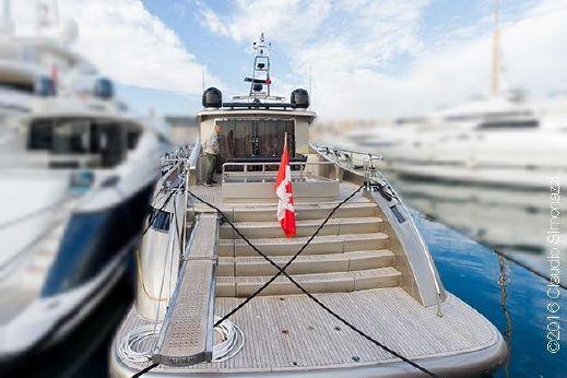 2011 Italian Yachts Jaguar 80