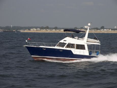 2007 Island Pilot IP 395- Two staterooms