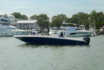 Fountain 38 Center Console boats for sale - YachtWorld