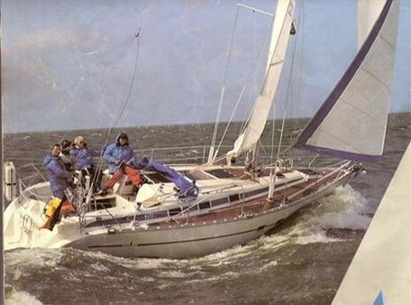 1994 Bavaria 350