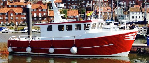 1990 Trawler this way up
