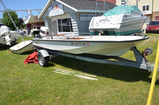1981 Boston Whaler 15 SPORT