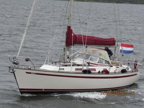 2002 Najad 373