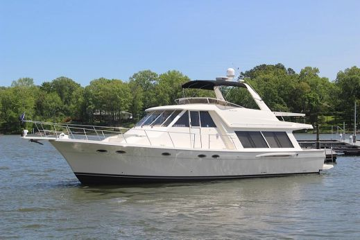 2007 Meridian 490 Pilothouse