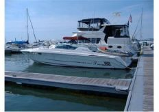 1991 Sea Ray 370 Sunsport