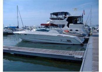 1991 Sea Ray 370 Sunsport