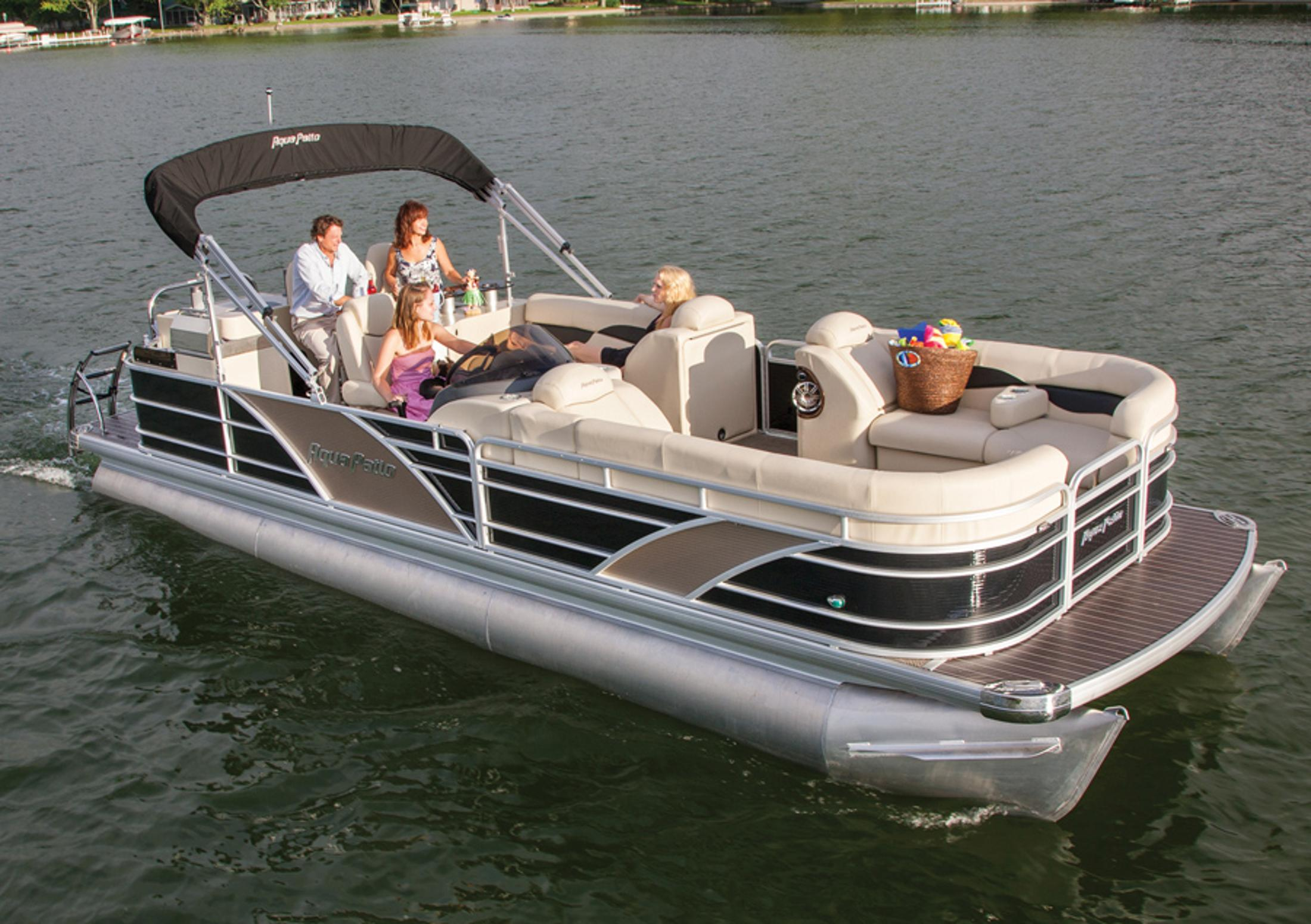 Quot Pontoon Quot Boat Listings In Nj