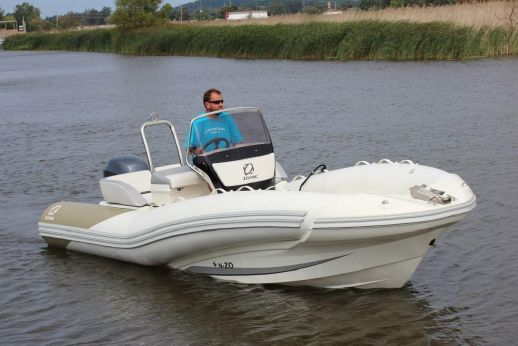 2015 Zodiac N-ZO 600 NEO - DEMO 150hp In Stock