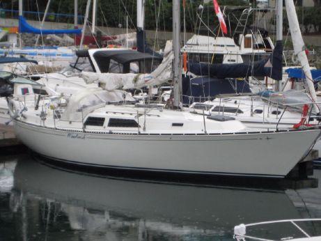 1983 C&C 37 Performance Cruiser