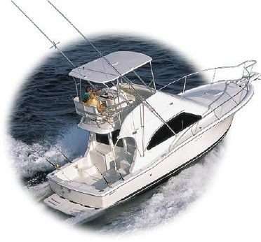 2002 Luhrs 32 Convertible