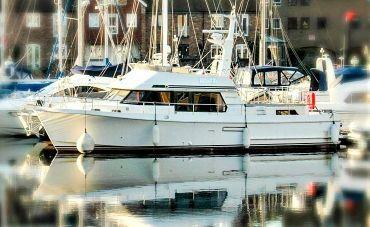 1991 Ocean Alexander 456 Classico