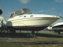 2002 Sea Ray 260 Sundancer-Orig. Owner