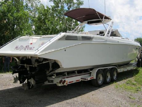 1988 Wellcraft 50 Scarab/Meteor