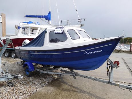 2006 Orkney Boats 520
