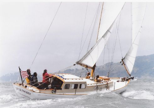 1958 Stone Boatyard Custom
