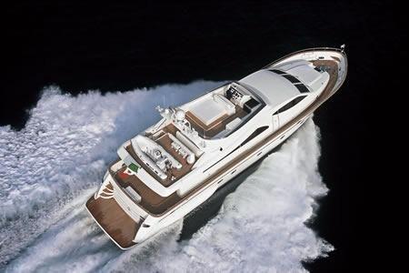 2006 Falcon 86'