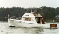 1974 D'eon Boat Downeast Lobster