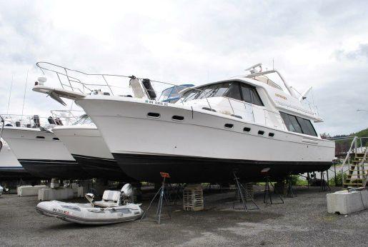1994 Bayliner 4788 Pilothouse Motor Yacht
