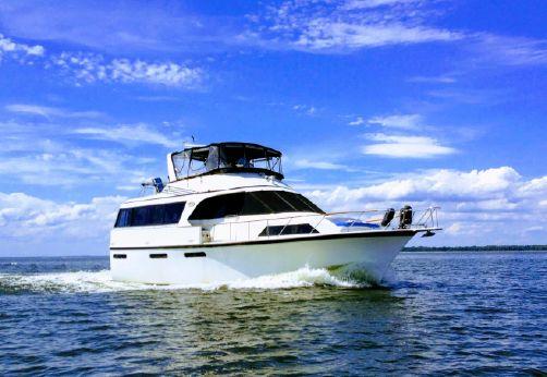 1990 Ocean Yachts 53 Motoryacht