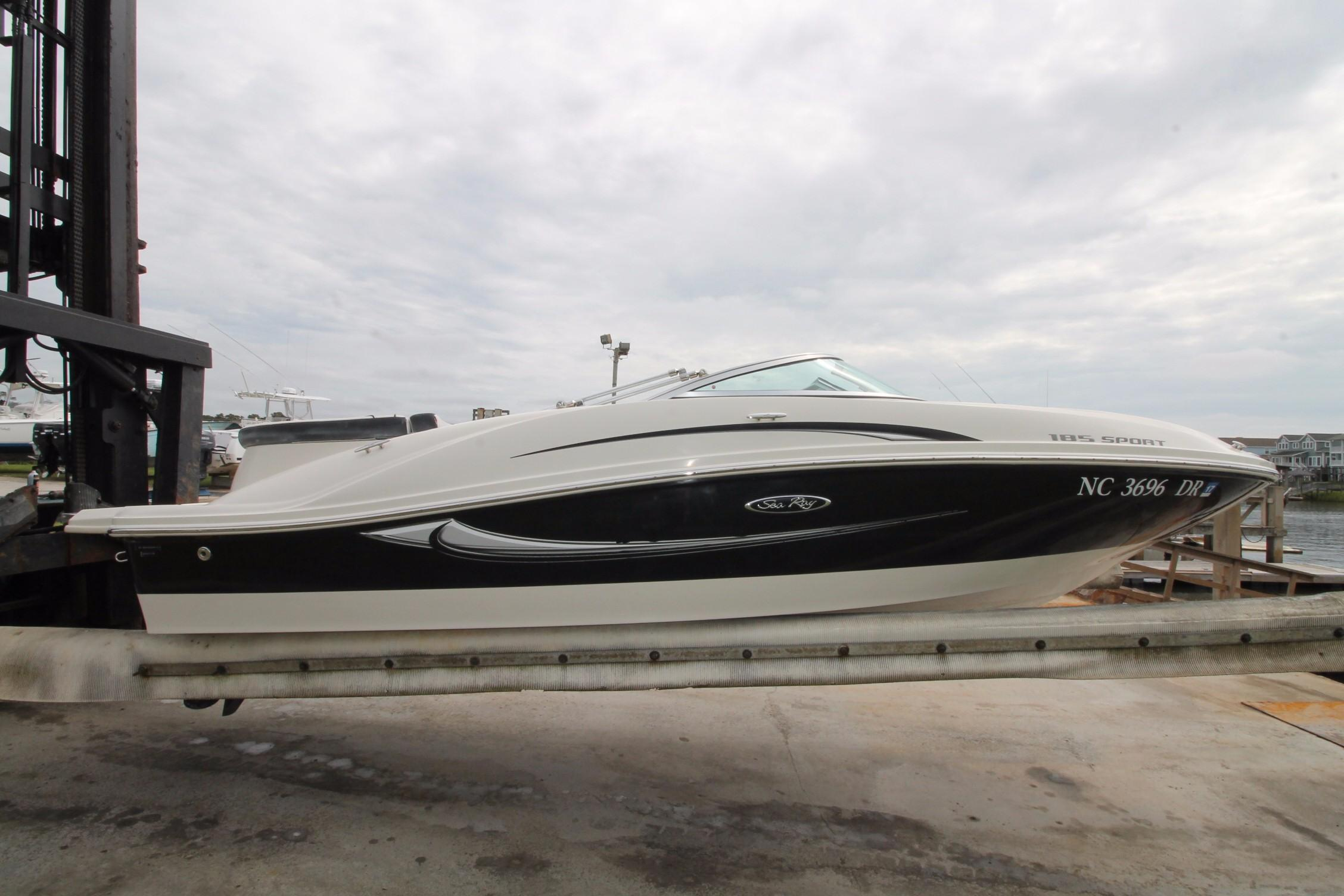2010 Sea Ray 185 Sport Power Boat For Sale Www