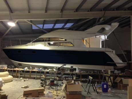 2015 Motor Yacht Project - Sunquest 44