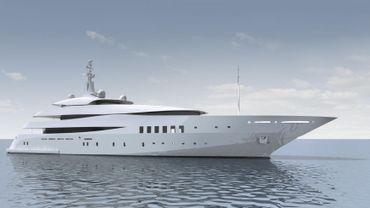 2016 Nereids Yachts Shipyard Custom Built Steel MotorYacht